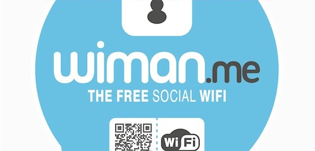 Social WiFi Wiman