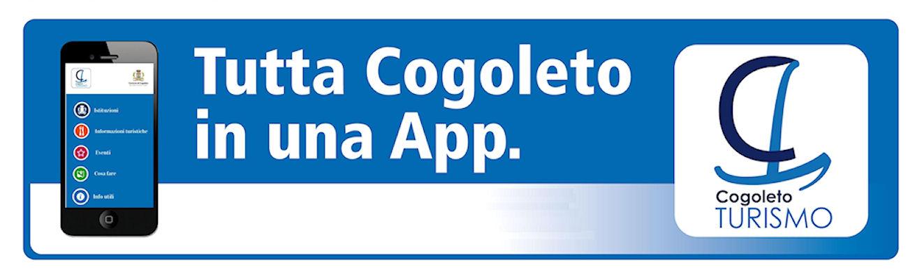 Cogoleto Turismo: la nuova app per turisti