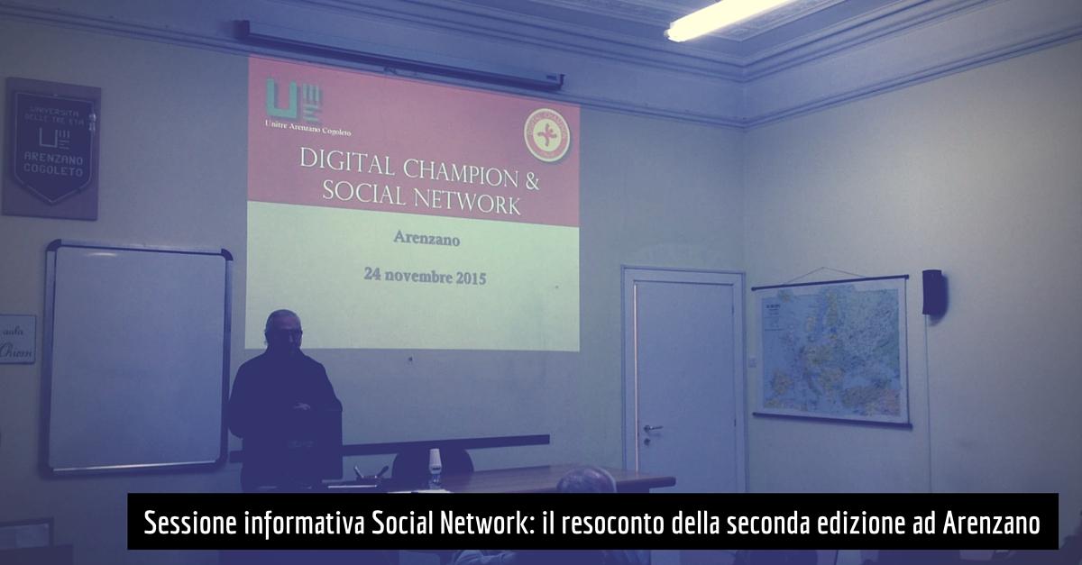 Sessione informativa Social Network: il resoconto della seconda edizione ad Arenzano