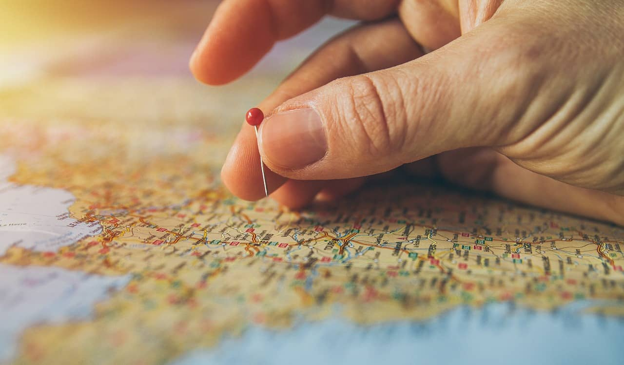 Mappatura OpenStreetMap delle nuove piazze di Sestri Ponente