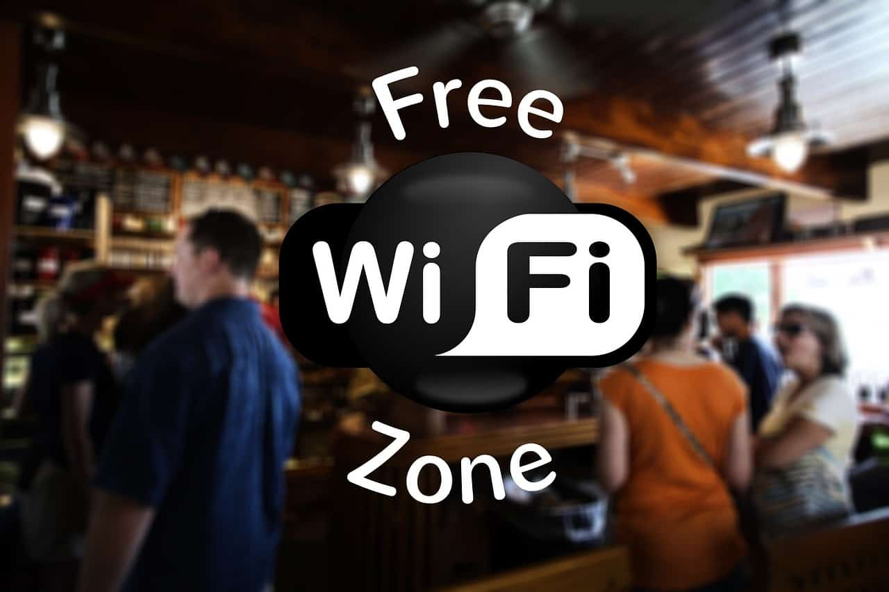 wi-fi gratis sestri ponente