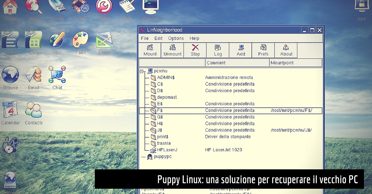 Puppy Linux: una soluzione per recuperare il vecchio PC