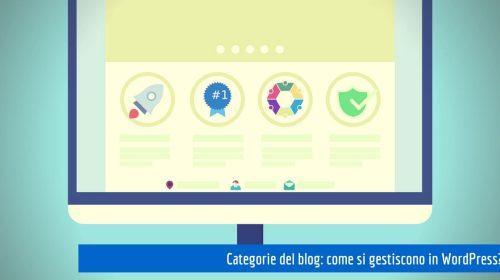 categorie blog