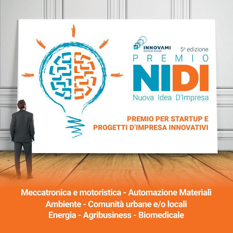 Premio NIDI 2017: un concorso per sostenere la nascita di nuove imprese