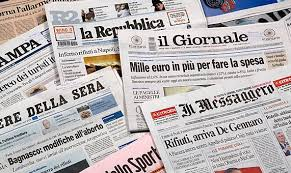 above the fold giornale