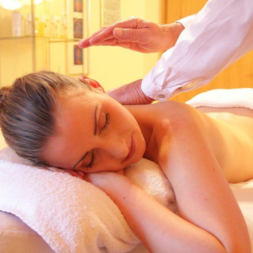 massaggio corporeo