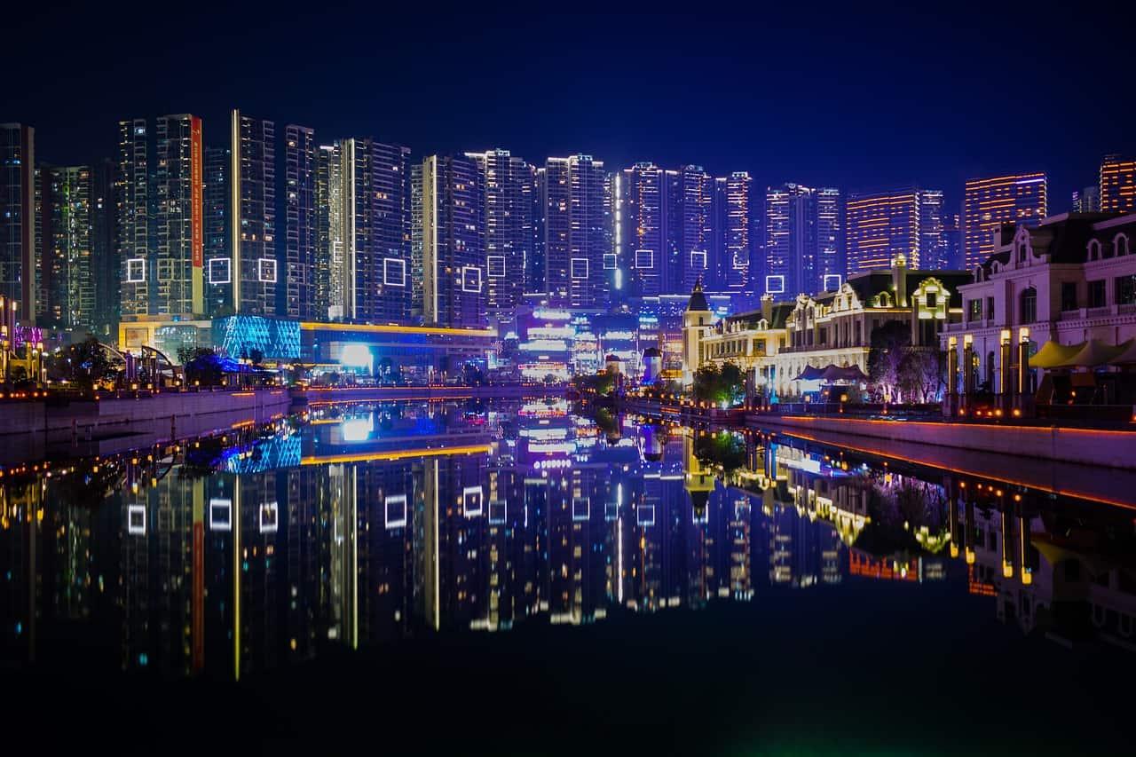 La transizione da edifici intelligenti a città intelligenti